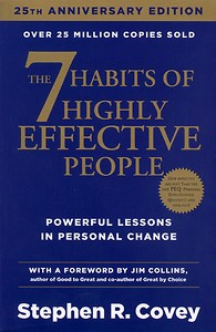 Habits of highly effective people