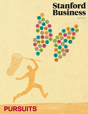 Stanford business review spring 2014