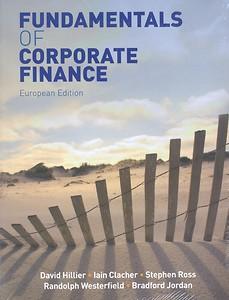 Funamentals of corporate finance